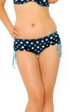 Curvy Kate Swimwear Pebble Blue Dot Szorty
