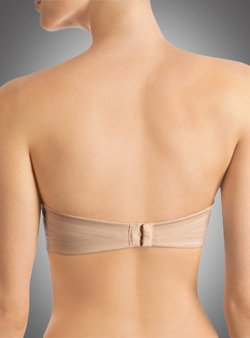 Wonderbra Ultimate Strapless Nude Biustonosz