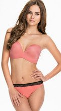 Wonderbra Perfect Strapless Coral Biustonosz