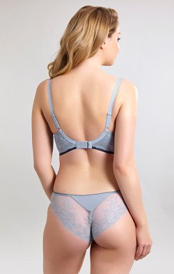 Panache Cleo Morgan SKy Blue/Ink Figi