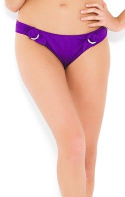 Panache Swimwear Sophia Purple Low Rice Pant Figi
