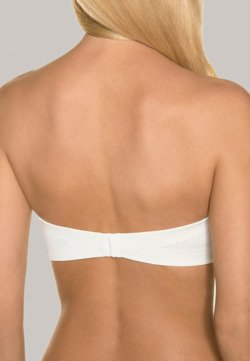 Wonderbra Perfect Lace Strapless Ivory Biustonosz